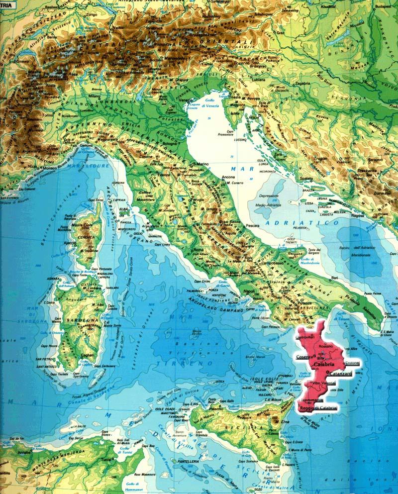 Calabria and Basilicata guide Calabria Basilicata hotels